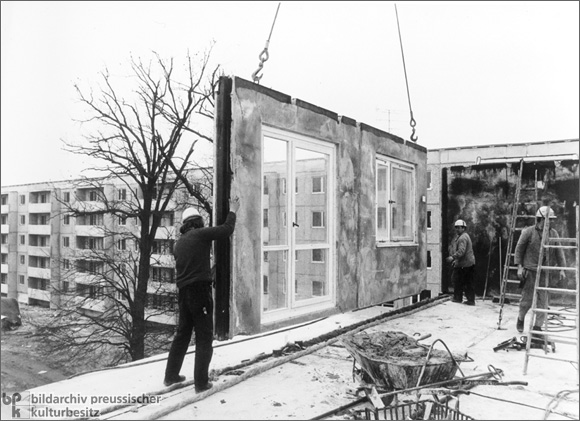 Prefabricated Concrete Buildings (1974)