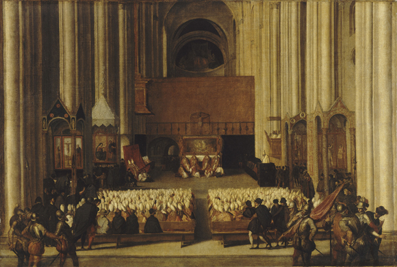 Council of Trent (c. 1555)