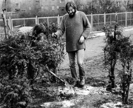 Tree-Planting Initiative in Schwerin (September 16-18, 1979)
