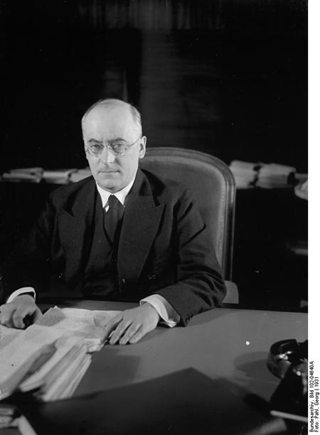 president duitsland 1930