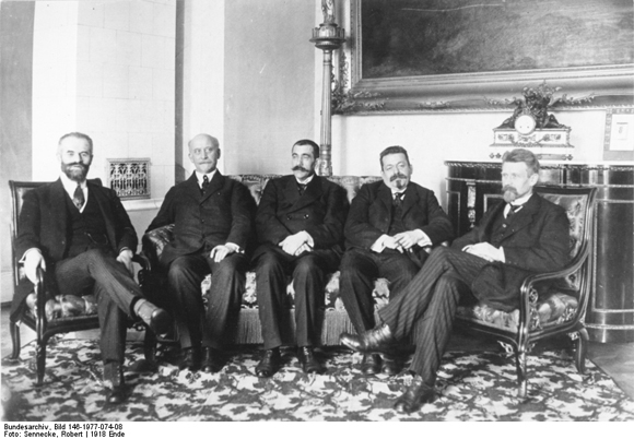 The Second Council of People's Representatives (December 29, 1918)