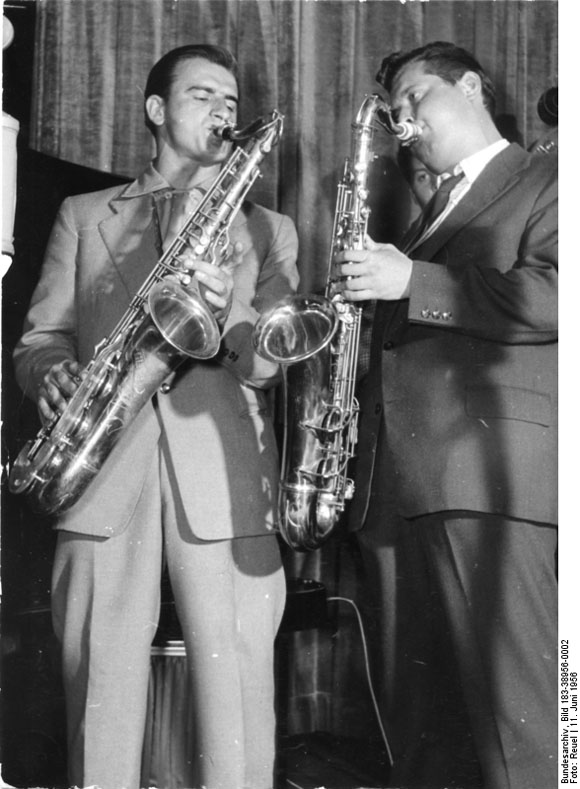 First Public Jazz Event in the GDR (June 11, 1956)