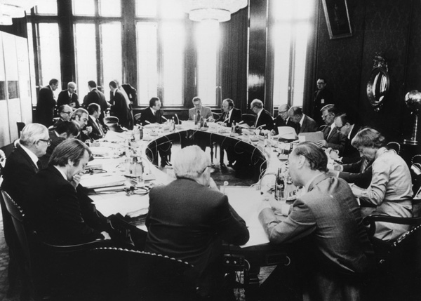 The European Council in Bremen (July 6-7, 1978)
