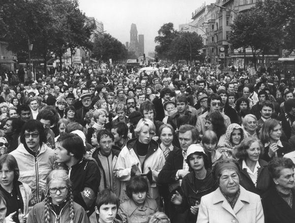 German Protestant Church Congress in West Berlin (1977)