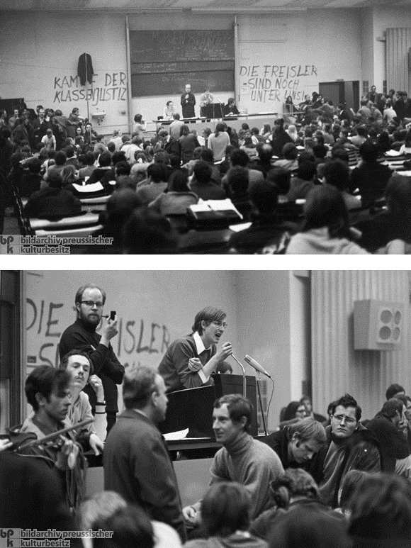Studentenstreiks in Frankfurt am Main (1968)