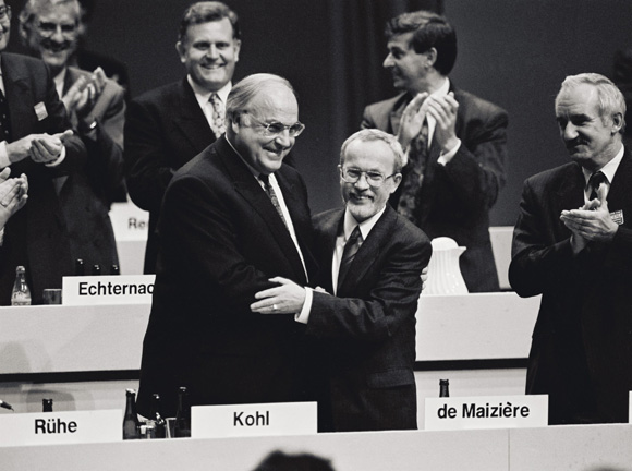 First All-German CDU Party Conference (October 2, 1990)
