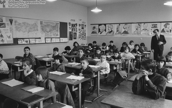 Turkish School Class (1969)