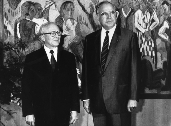 State Visit by Erich Honecker (September 7-11, 1987)