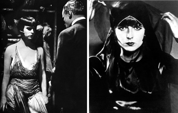 Louise Brooks in <i>Pandora's Box</i> by G.W. Pabst (1929)