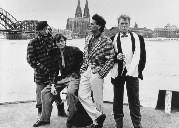 Men's Fashions in Cologne (1986)