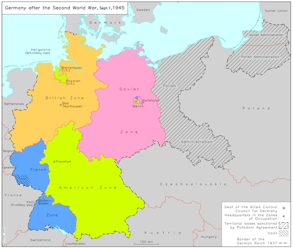 GHDI Map - Germany map pre ww2