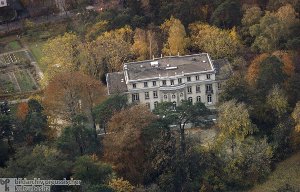 Photo of the Villa at Wannsee 56-58, Location of the Wannsee Conference (January 20, 1942)