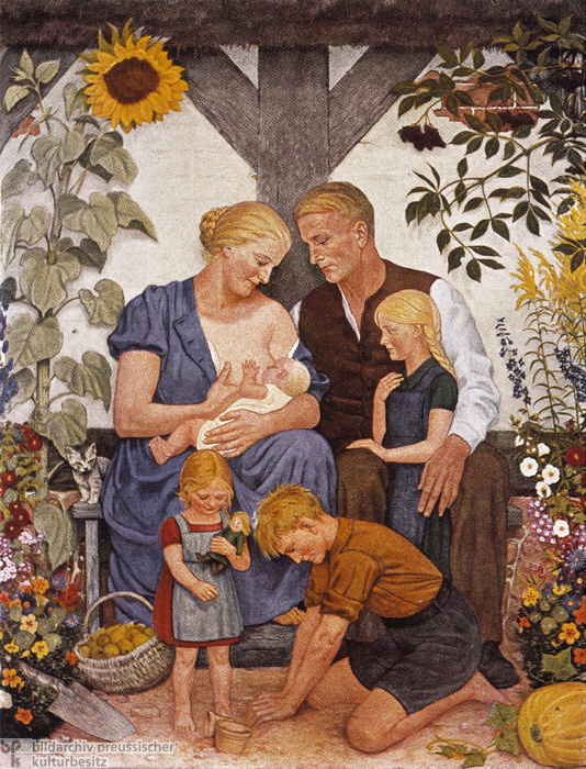 The Aryan Family (c. 1938-1939)