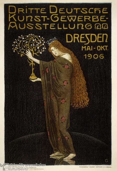 Third German Arts and Crafts Exhibition in Dresden (1906)