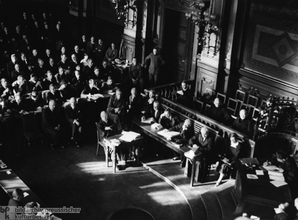 Proceedings Before the Fourth Criminal Division against the Bishop of Meißen, Peter Legge, for Foreign Currency Exchange Violations (1935)
