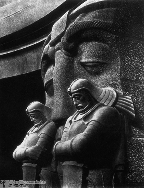Bruno Schmitz, Monument to the Battle of Nations (1897-1913)