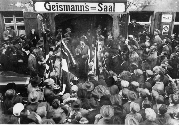 NSDAP Event in Geismann's Beer Hall, Fürth (1926)