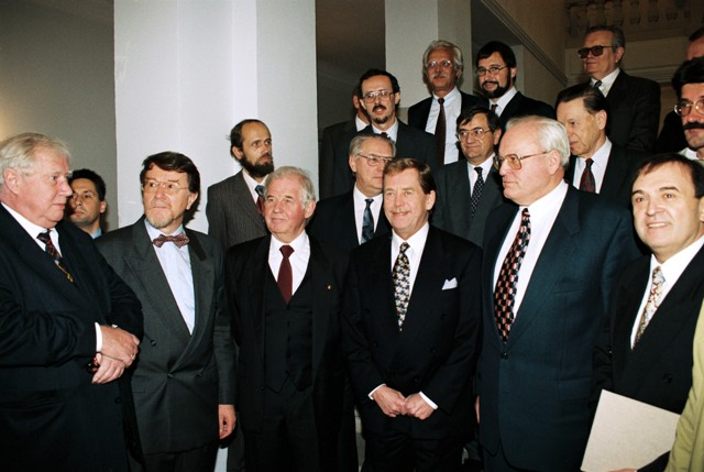 German-Czech Committee of Historians (October 30, 1995)