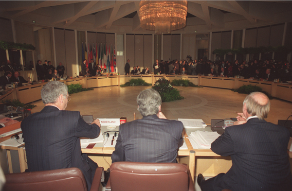 The European Council in Maastricht (December 9, 1991)
