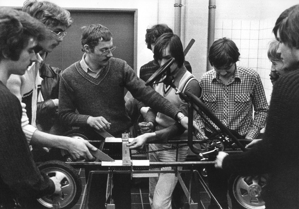 Vocational School in the Ruhr Valley (1979)